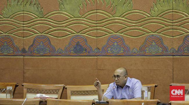 MKD Gelar Rapat Bahas Kasus Andre Rosiade Senin Pekan Depan