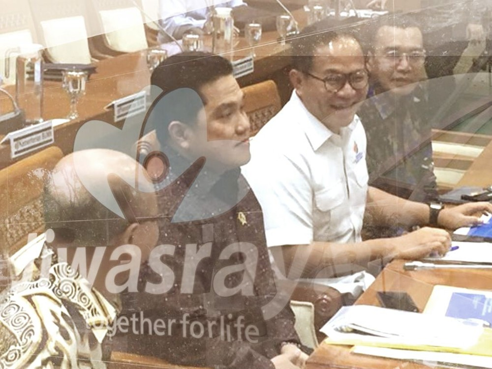 Babak Baru, Bongkar Skandal Jiwasraya di Panja DPR