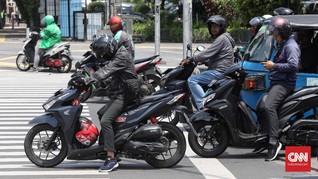 Penindakan Tilang Elektronik untuk Motor Berlaku Hari ini