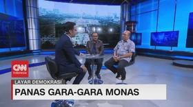 VIDEO: Panas Gara-Gara Monas
