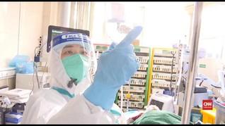 VIDEO: Pengorbanan Suster Virus Corona di Kota Wuhan