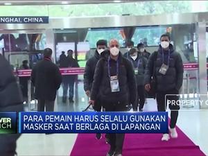 Liga Champions Asia, Stadion Bola Sepi Karena Virus Corona