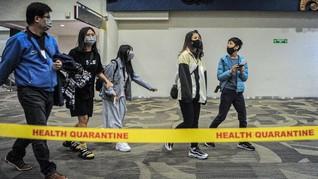 Virus Corona, Devisa dari Turis China Bisa Menguap Rp6,8 T