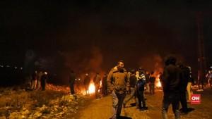 VIDEO: Warga Palestina Demo Tolak Usulan Perdamaian Trump