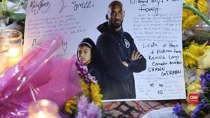 VIDEO: Jenazah Anak Kobe Bryant Belum Teridentifikasi