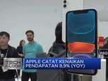Naik 8,9% (YOY), Apple Raup Cuan USD 91,82 M