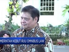 Draf RUU Omnibus Law & Surpres Siap Diserahkan ke DPR