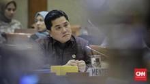 Erick Thohir Kaji Nasib 6 BUMN Manufaktur