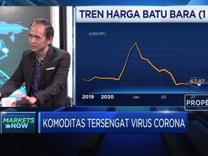 Dampak Sengat Virus Corona Bagi Emiten Berbasis Komoditas