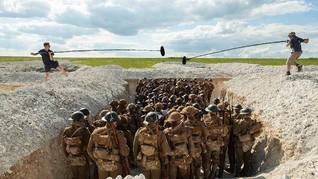 Curhat Kru Film 1917, dari Membuat Tanah sampai Tumpuk Mayat