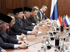 Prabowo 3 Kali ke Rusia Ketimbang AS, Sinyal Apa nih?