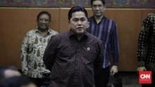 Erick Thohir Buka Opsi Jual Anak-Cucu BUMN 'Sekarat' ke UKM