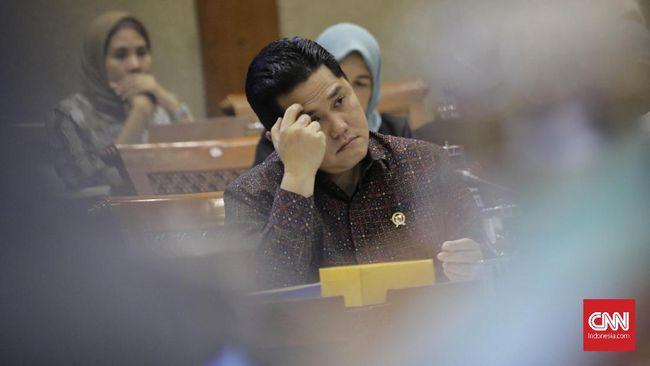 Erick Thohir Bungkam Soal Solusi Pembayaran Nasabah Jiwasraya
