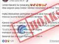 Cara Lapor Konten Hoaks Virus Corona di Portal Aduan Kominfo