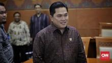 Erick Thohir Berencana Angkat 10 Anak Muda Jadi Direksi BUMN
