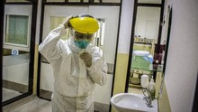 Tiga Pasien Diduga Kena Corona Diisolasi di RSHS Bandung