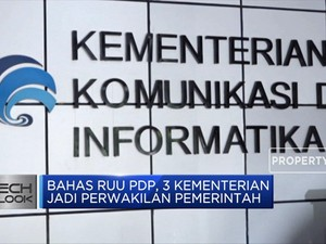 Indonesia Segera Miliki UU Perlindungan Data Pribadi
