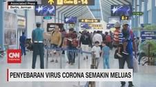 VIDEO: Penyebaran Virus Corona Semakin Meluas
