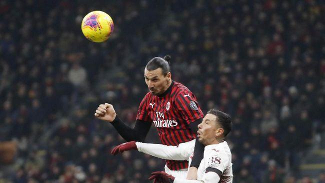 Hasil Coppa Italia Ac Milan Kalahkan Torino