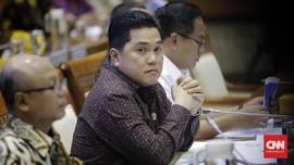 Erick: Kader Parpol Jadi Komisaris BUMN, Tak Salahi Aturan