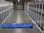 Microsoft dan Google Berlomba Bangun Data Center di Indonesia