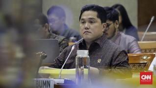 Erick Thohir Sindir Kinerja BUMN: Mending Tidak Ada Telkom