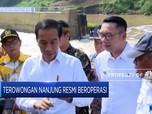 Lama Dinanti, Pengendali Banjir Bandung Resmi Beroperasi