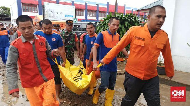 Korban Jiwa Banjir Tapanuli Tengah Bertambah Jadi 7 Orang