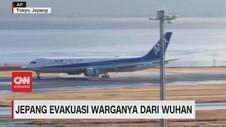 VIDEO: Jepang Evakuasi Warganya Dari Wuhan, Indonesia Kapan?