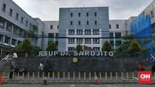 Demam, Balita asal China Diisolasi di RSUP Dr Sardjito DIY