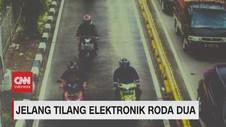VIDEO: Jelang Tilang Elektronik Roda Dua