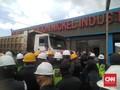 Dua Kelompok Massa Bentrok di Area Pabrik China di Konawe
