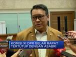 Komisi XI DPR Gelar Rapat Tertutup dengan Asabri