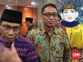 Sowan DPRD DKI, Cawagub Nurmansyah Tak Takut Debat Kandidat