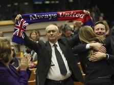 Gegara Brexit, Orang Tajir Inggris 'Pindah' Kewarganegaraan