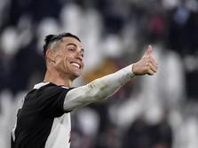 Pemain Juventus Kena Corona, Apa Kabar Ronaldo?