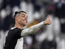 Cristiano Ronaldo Positif Corona, Ini Kabar Terbarunya