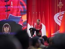 Keren, Ini Gaya Jokowi Berbaju 'Kung Fu Boy' Rayakan Imlek