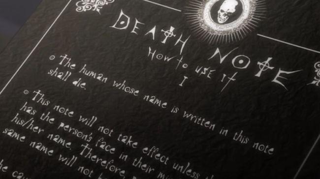 Cara Baca Komik Death Note 2020 yang Rilis Hari Ini
