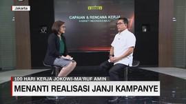 VIDEO: Menanti Realisasi Janji Kampanye Jokowi-Ma'ruf