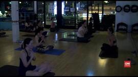 VIDEO: Tren Olahraga 2020: Kombinasi Yoga, Kardio dan Balet