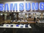 Eks Menkeu Jadi Chairman Samsung