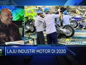 AISI Proyeksi Penjualan Motor 2020 Tidak Lebih Baik dari 2019