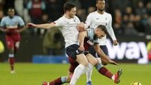 Hasil Liga Inggris: Tekuk West Ham, Liverpool Unggul 19 Poin