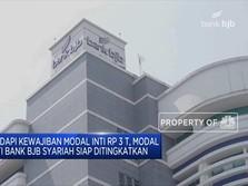 Regulasi Modal Inti, Bank BJB Siap Injeksi Modal BJB Syariah