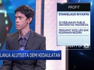 Anggaran Alutsista 30%, Pengamat: Untuk RI, Ini Angka Kecil