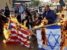 Palestina Membara, Proposal Damai Trump-Israel Diamuk Massa