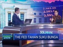 The Fed Tahan Suku Bunga, Analis: Keputusan Ini Sudah Tepat