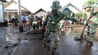 FOTO: Banjir Bandang Bondowoso