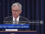 The Fed Tahan Suku Bunga di 1,5%-1,75%